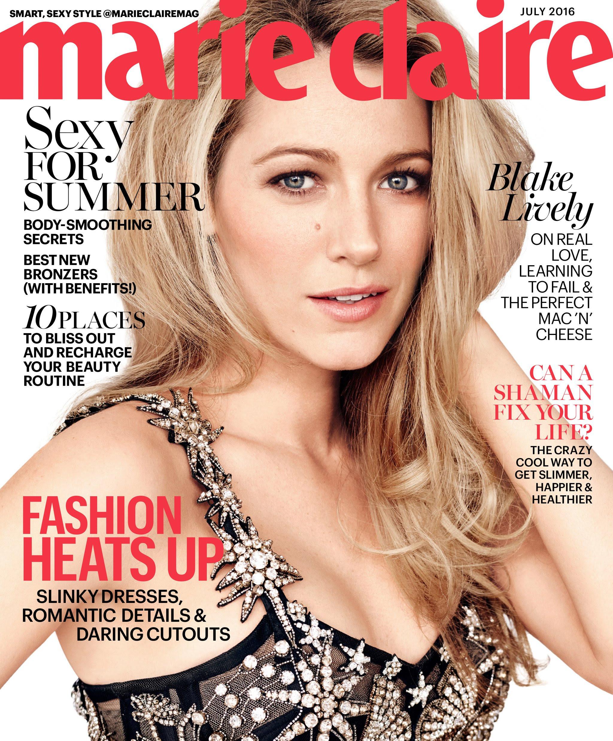 Marie Clarie Magazine