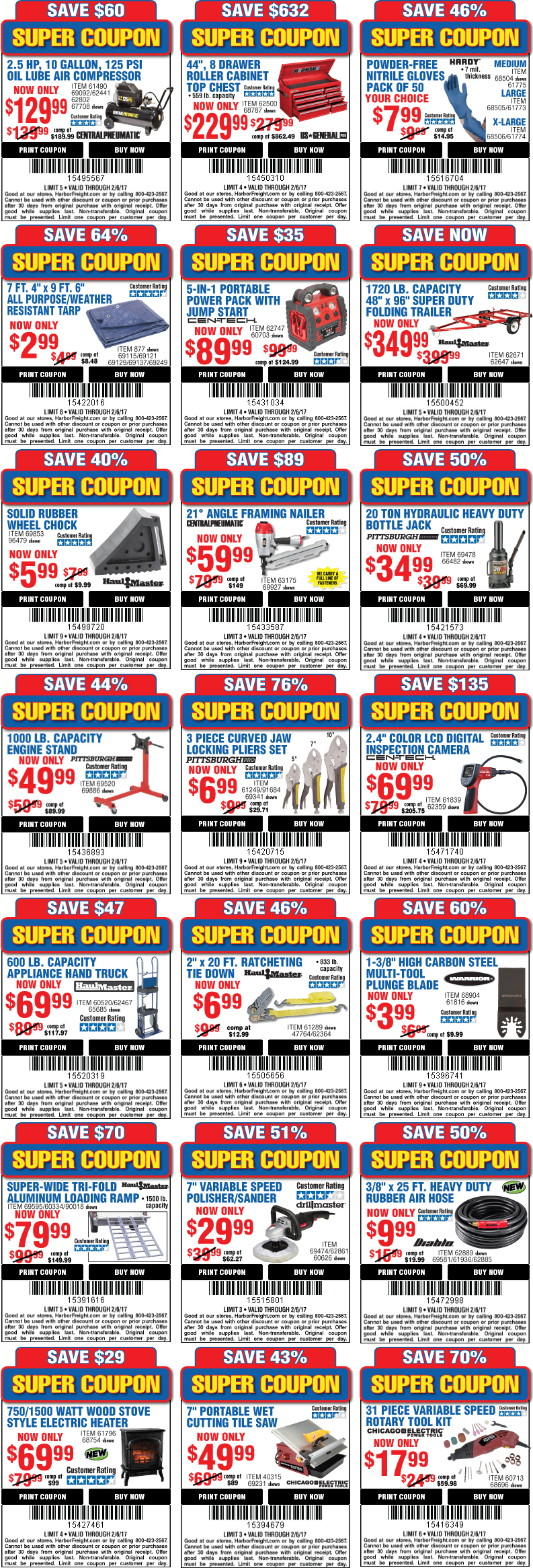 It's just an image of Soft Harbor Freight 25 Off Printable Coupon 2020