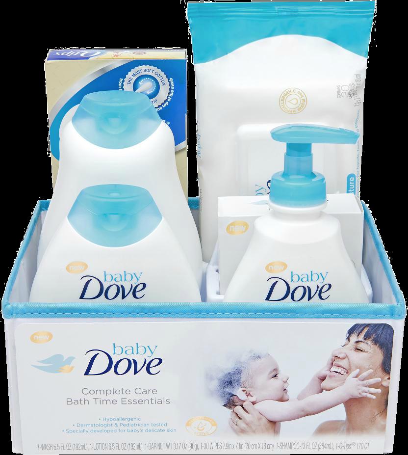 Baby Dove Unilever