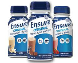 Ensure® Healthy Shakes for Adults