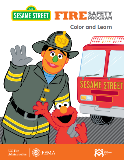 Sesame Street Fire Safety